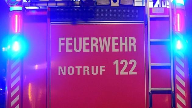 Die Feuerwehren mussten wieder ausrücken. (Bild: P. Huber)