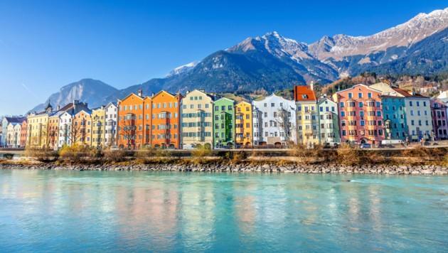 Innsbruck (Bild: ©adisa - stock.adobe.com)