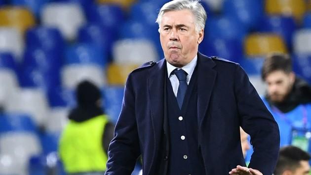Carlo Ancelotti (Bild: AFP)