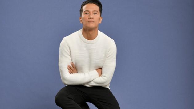 Vincent Bueno singt für Österreich beim Eurovision Song Contest 2020. (Bild: ORF)