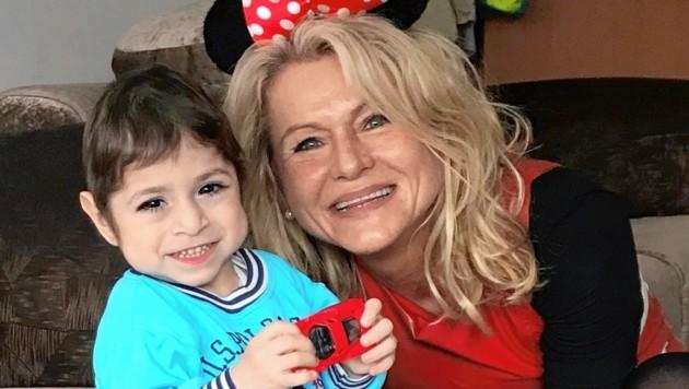 Doris Prasch ist mit so viel Herz für Kinder im Einsatz (Bild: Doris Prasch)