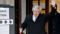 Boris Johnson (Bild: AP)