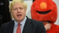 Boris Johnson (Bild: AFP)