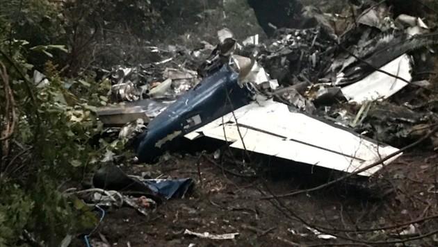 Alex Bahlsen soll die Unglücksmaschine selbst geflogen haben. (Bild: AP)