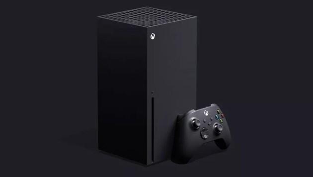 Microsoft Xbox Series X (Bild: Microsoft)