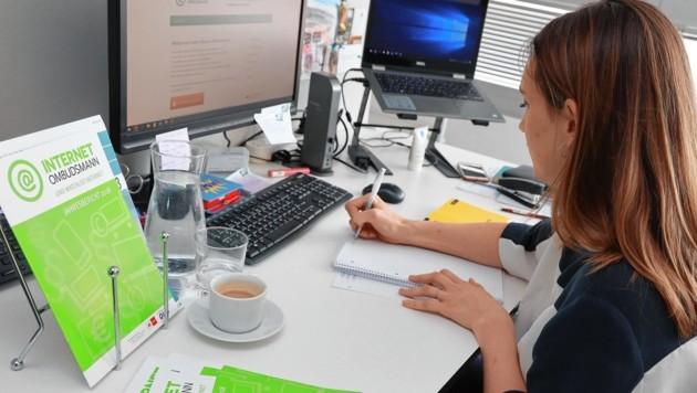 Helfen bei Online-Problemen: Internet-Ombudsmann und Watchlist Internet. (Bild: Zwefo)
