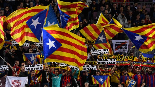 (Bild: AFP/Josep Lago)