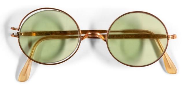 Diese Brille wurde bei Sotheby's für 137.500 Pfund (rund 165.000 Euro) online versteigert. (Bild: Sotheby's)