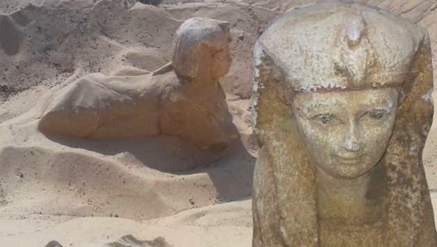 (Bild: Ministry of Antiquities-Arab Republic of Egypt)