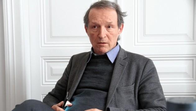 Anwalt Wolfgang Blaschitz (Bild: Andi Schiel)