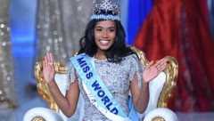 Miss World Toni-Ann Singh (Bild: AFP)