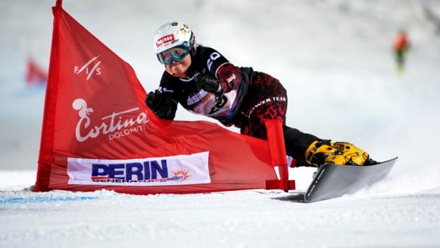 Die 46-jährige Flachauerin Claudia Riegler präsentiert sich in dieser Saison so stark wie noch nie zuvor in ihrer langen Karriere. (Bild: FIS/Miha Matavz)