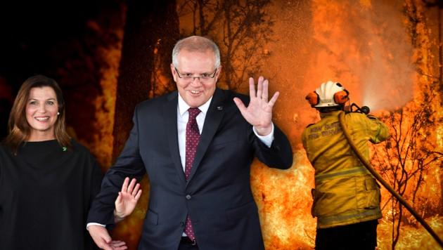 (Bild: ADEK BERRY/POOL/AFP, AFP, krone.at-Grafik)