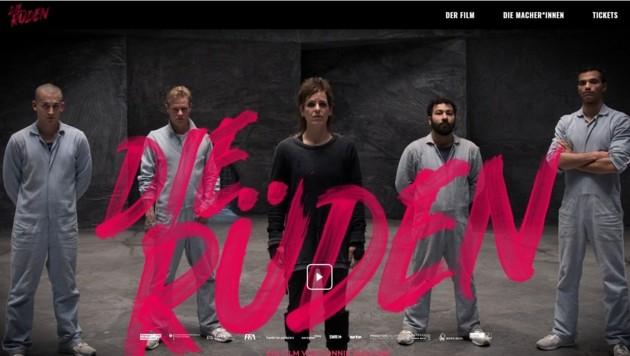 (Bild: Screenshot dierueden-derfilm.de)