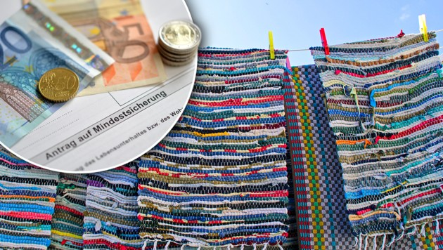 (Bild: APA/BARBARA GINDL, stock.adobe.com, krone.at-Grafik)