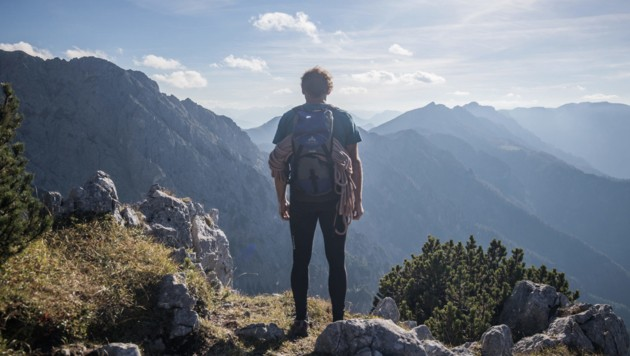"""""""Die Leute wollen raus"""", sagt Landesrat Markus Achleitner. Natur und Kulinarik werden deshalb nächstes Jahr verstärkt in die Auslage gestellt. (Bild: Oberösterreich Tourismus GmbH/Robert Maybach)"""