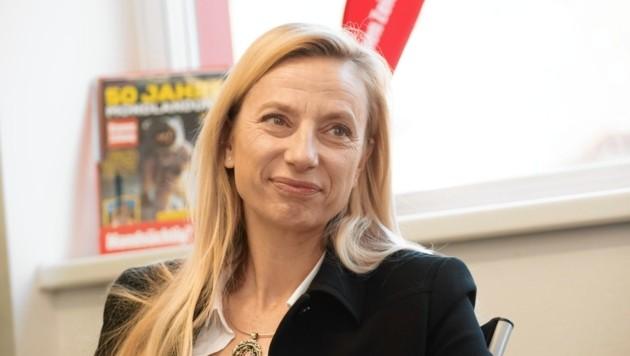 Juliane Bogner-Strauß (Bild: Elmar Gubisch)