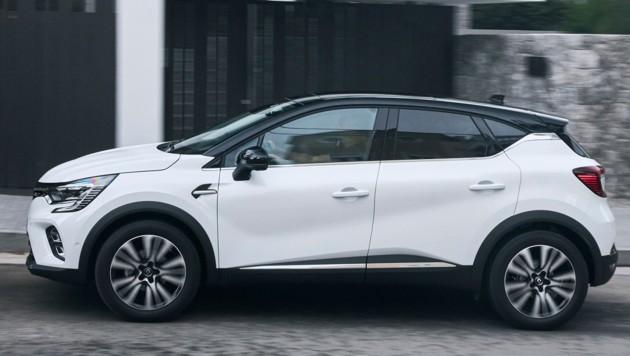 Renault Captur (Bild: Renault)