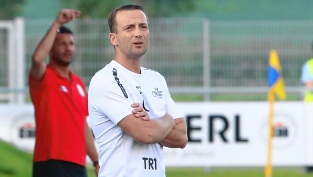 Ferdl Feldhofer steht als Trainer vorm Sprung in die Bundesliga. (Bild: Sepp Pail)