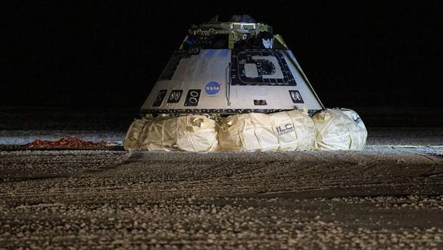 (Bild: NASA/Bill Ingalls)