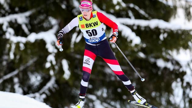 Teresa Stadlober nimmt sich für die Tour de Ski einiges vor.