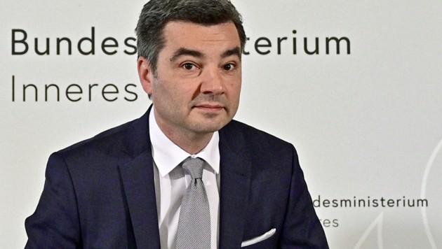 Ex-Innenminister Wolfgang Peschorn (Bild: APA/Hans Punz)
