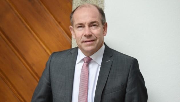 ÖVP-Landesrat Max Hiegelsberger (Bild: Land OÖ/Röbl)