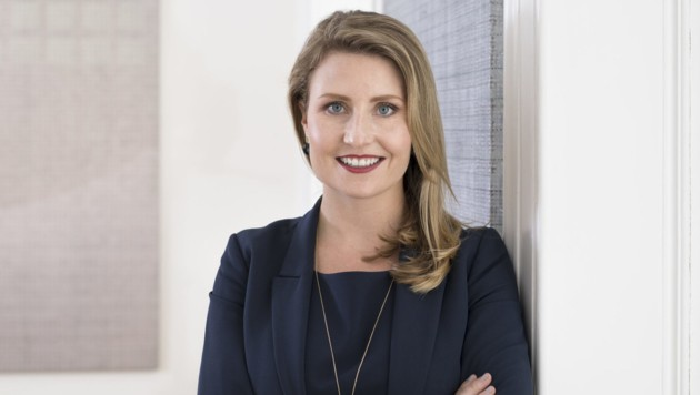 Susanne Raab (ÖVP) ist die neue Ministerin für Integration. (Bild: APA/ARMIN MURATOVIC)