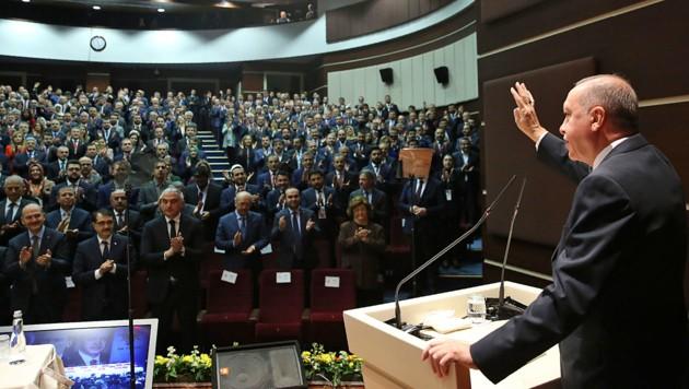 (Bild: Turkish Presidency via AP)
