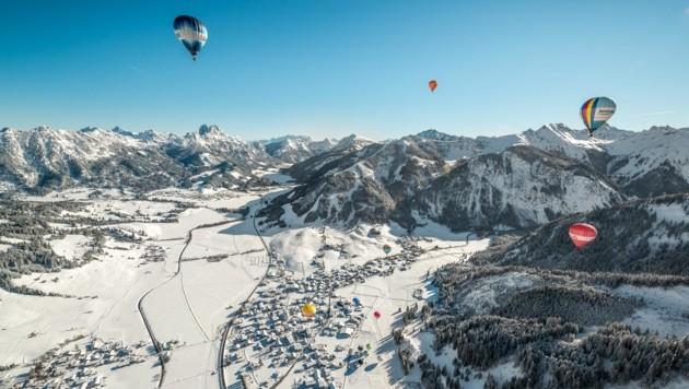 Die Idylle im höchsten Hochtal Tirols, dem Tannheimertal, trügt: Viele Einwohner sehen die Entwicklung kritisch. (Bild: Achim Meurer)