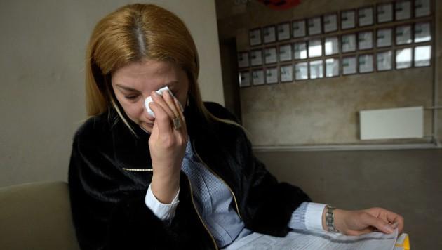 Susan Patwakanian sucht seit 20 Jahren nach ihrer Tochter. (Bild: AFP/Karen Minasyan)