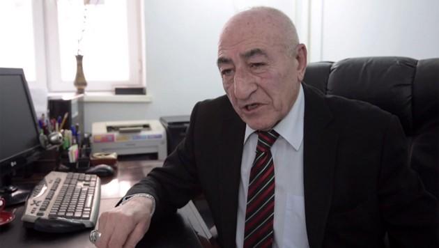 """Anwalt Kostanian: """"Das kriminelle Netzwerk hat das Land in eine Baby-Brutstätte verwandelt."""" (Bild: AFP)"""