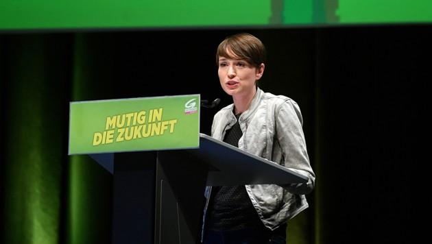 Sigrid Maurer (Bild: APA/Barbara Gindl)