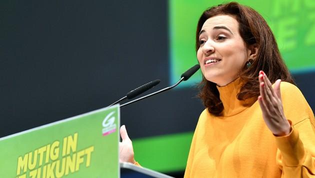 Die neue Justizministerin Alma Zadic (Bild: APA/Barbara Gindl)