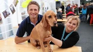 Ingrid und Michael Stracke gehören zu den großartigsten Tierschützern unseres Landes. (Bild: Jürgen Radspieler)
