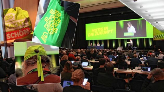 Der bunte Bundeskongress (Bild: Tröster Andreas/ Tschepp Markus)