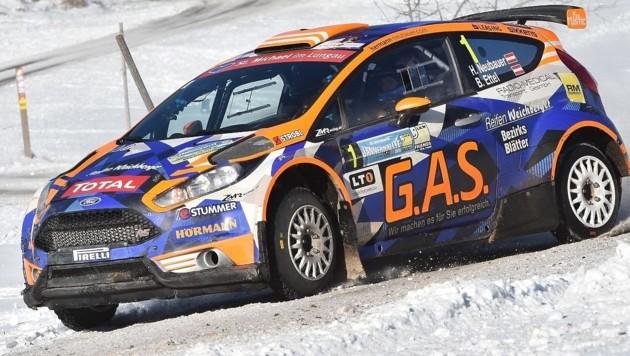 Hermann Neubauer/Bernhard Ettel (Ford Fiesta) (Bild: Harald Illmer)