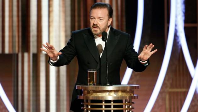 Ricky Gervais (Bild: AP)