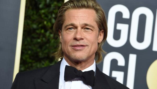 Brad Pitt (Bild: Jordan Strauss/Invision/AP)