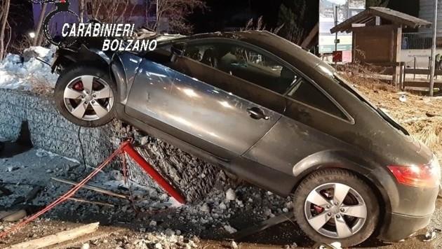 (Bild: Carabinieri Bolzano)