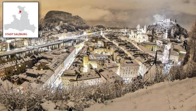 Stadt Salzburg (Bild: Markus Tschepp)