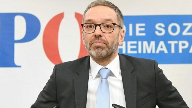 FPÖ-Chef Herbert Kickl (Bild: APA/ROLAND SCHLAGER)