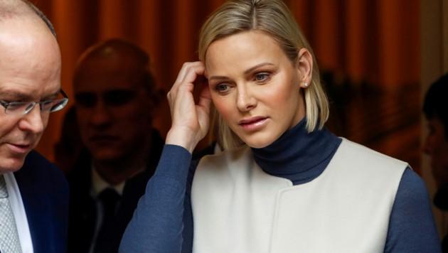 Charlene von Monaco (Bild: AFP)