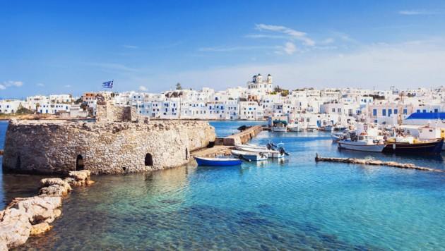 Griechenland ist nach wie vor das beliebteste Sommerurlaubsziel der Österreicher. (Bild: ©kite_rin - stock.adobe.com)
