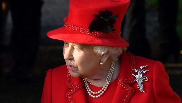 Königin Elizabeth (Bild: AFP)