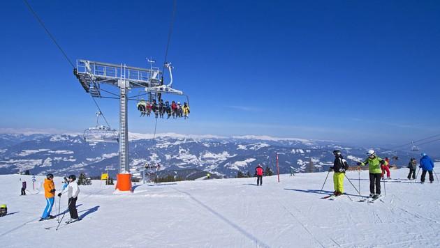 Die Gerlitzen ist ein beliebtes Skigebiet für Schülergruppen. (Bild: Gerlitzen)