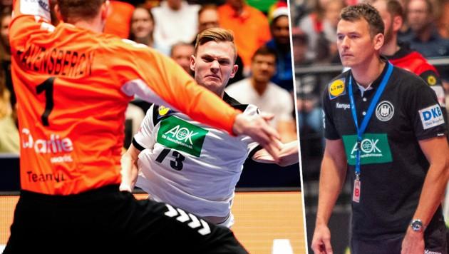 Timo Kastening (Bildmitte) und Christian Prokop (rechts) (Bild: APA/AFP/NTB Scanpix/Ole Martin Wold, GEPA)