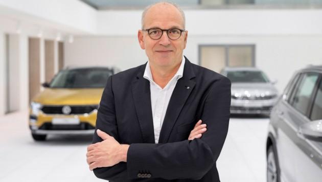 Jürgen Stackmann (Bild: Volkswagen AG)