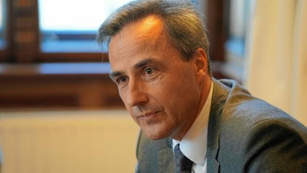 Bürgermeister Siegfried Nagl (Bild: Sepp Pail)