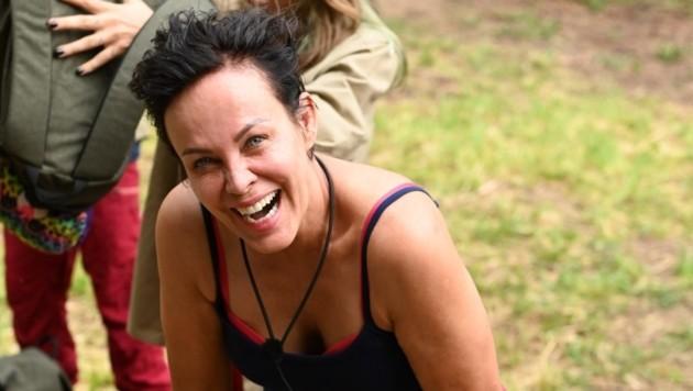 Tag 1, Einzug: Sonja Kirchberger (Bild: TVNOW )
